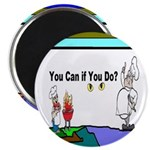 Comic You Can Do Magnet