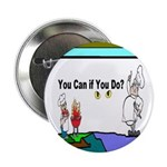 "Comic You Can Do 2.25"" Button"