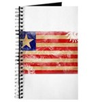 Liberia Flag Journal