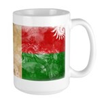 Madagascar Flag Large Mug