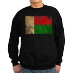 Madagascar Flag Sweatshirt (dark)