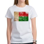 Madagascar Flag Women's T-Shirt