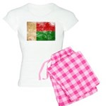 Madagascar Flag Women's Light Pajamas