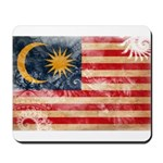 Malaysia Flag Mousepad