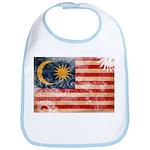 Malaysia Flag Bib