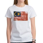 Malaysia Flag Women's T-Shirt