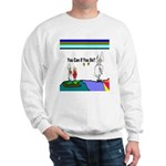 Comic You Can Do Sweatshirt