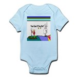 Comic You Can Do Infant Bodysuit