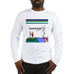 Comic You Can Do Long Sleeve T-Shirt