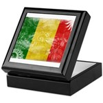 Mali Flag Keepsake Box