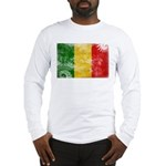 Mali Flag Long Sleeve T-Shirt