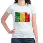Mali Flag Jr. Ringer T-Shirt