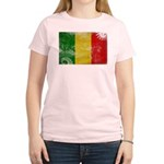 Mali Flag Women's Light T-Shirt