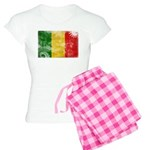 Mali Flag Women's Light Pajamas