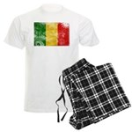Mali Flag Men's Light Pajamas