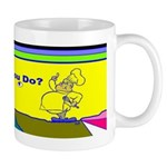 Comic You Can Do Mug