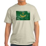 Mauritania Flag Light T-Shirt