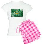 Mauritania Flag Women's Light Pajamas
