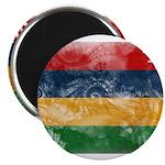 Mauritius Flag 2.25