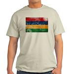 Mauritius Flag Light T-Shirt