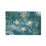 Micronesia Flag Rectangle Magnet (10 pack)