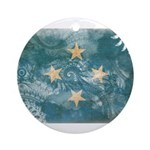 Micronesia Flag Ornament (Round)