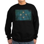 Micronesia Flag Sweatshirt (dark)