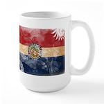Missouri Flag Large Mug