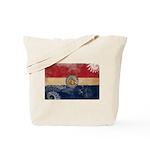 Missouri Flag Tote Bag