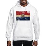 Missouri Flag Hooded Sweatshirt