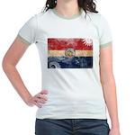 Missouri Flag Jr. Ringer T-Shirt
