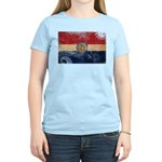 Missouri Flag Women's Light T-Shirt
