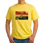 Missouri Flag Yellow T-Shirt