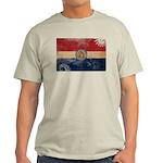 Missouri Flag Light T-Shirt