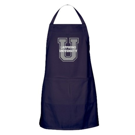 Lapphund UNIVERSITY Apron (dark)