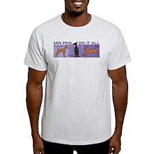 Min Pins Do It All T-Shirt