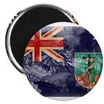 Montserrat Flag Magnet