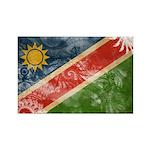 Namibia Flag Rectangle Magnet (100 pack)