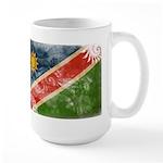 Namibia Flag Large Mug