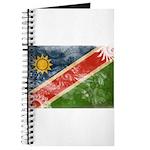 Namibia Flag Journal