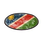 Namibia Flag Patches