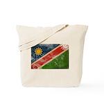 Namibia Flag Tote Bag