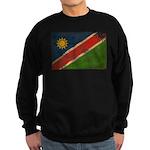 Namibia Flag Sweatshirt (dark)