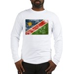 Namibia Flag Long Sleeve T-Shirt