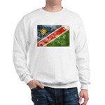 Namibia Flag Sweatshirt