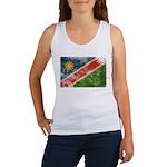 Namibia Flag Women's Tank Top
