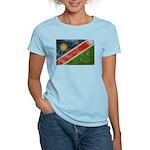 Namibia Flag Women's Light T-Shirt