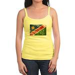 Namibia Flag Jr. Spaghetti Tank