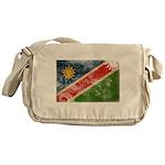 Namibia Flag Messenger Bag