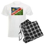 Namibia Flag Men's Light Pajamas